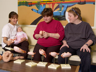 prenatal students